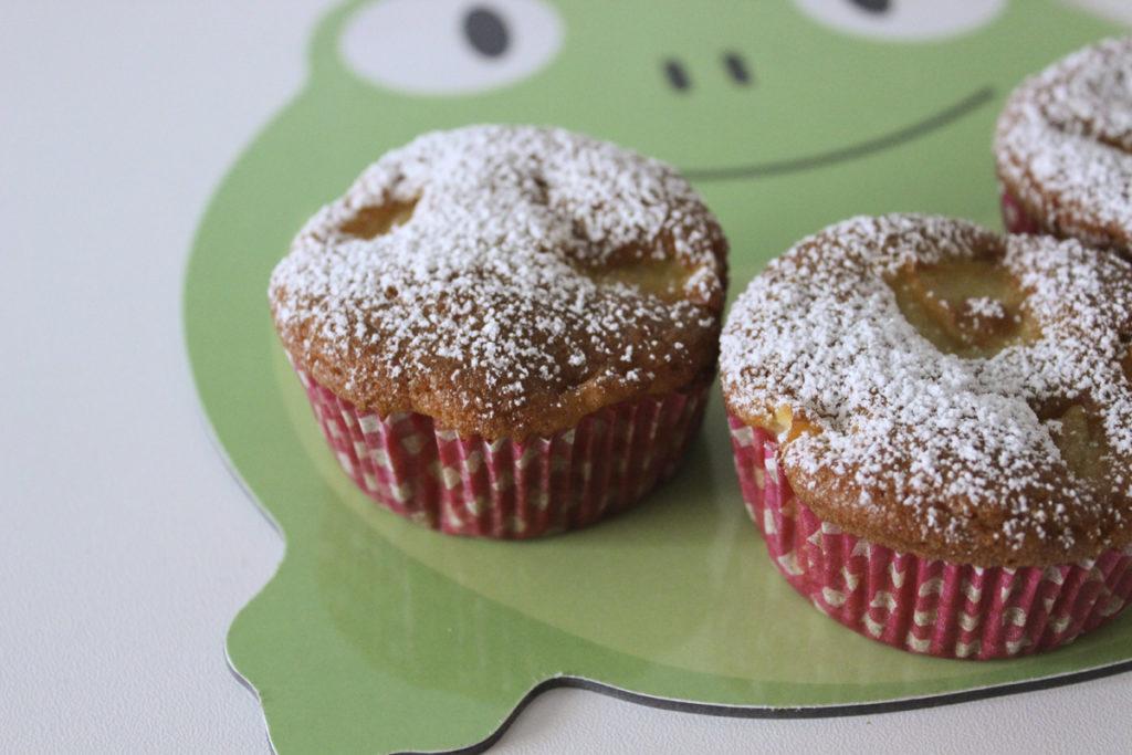 Muffin mele senza glutine