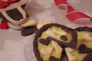 pasta frolla cacao senza glutine