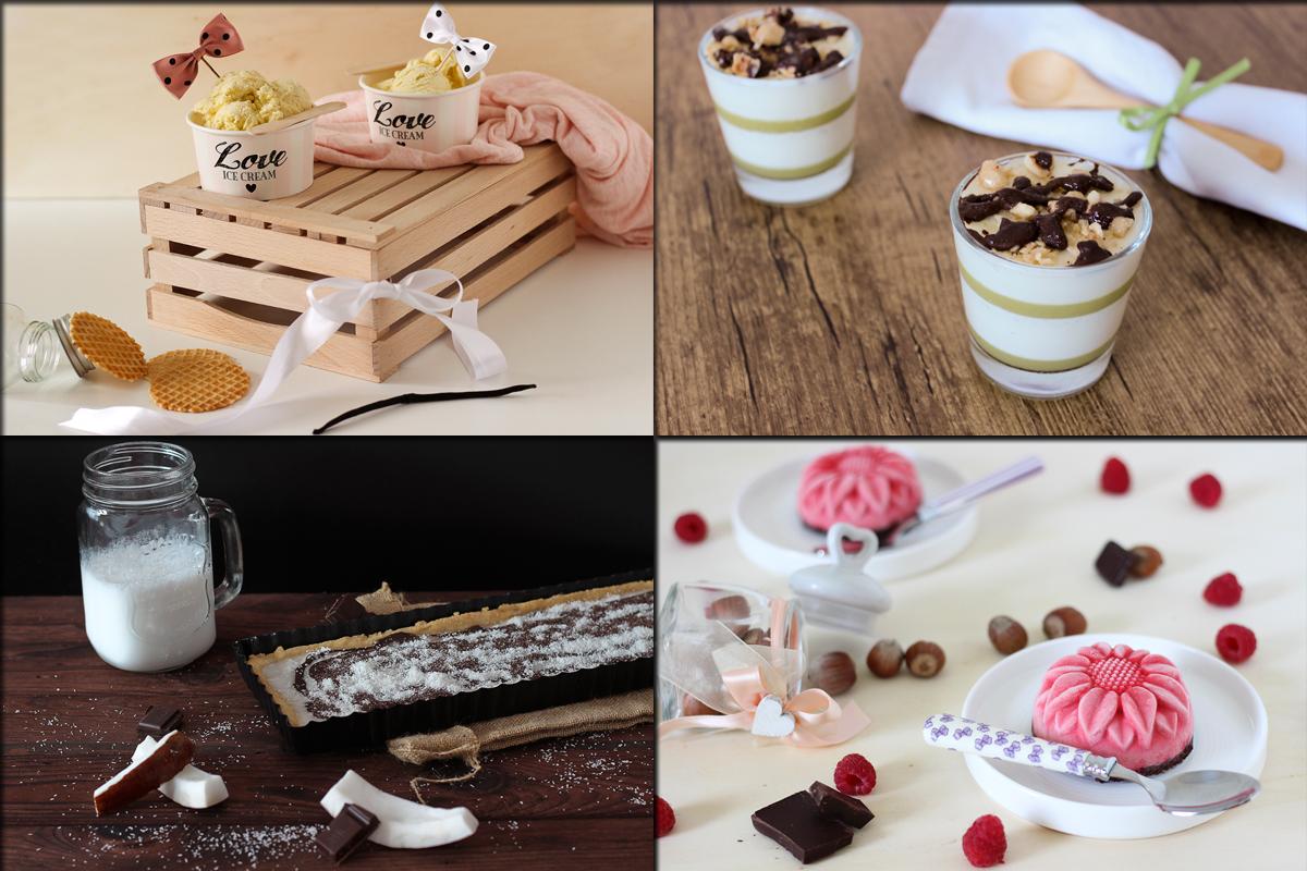 Raccolta dolci freschi monicas kitchen la cucina di for Case di tronchi freschi