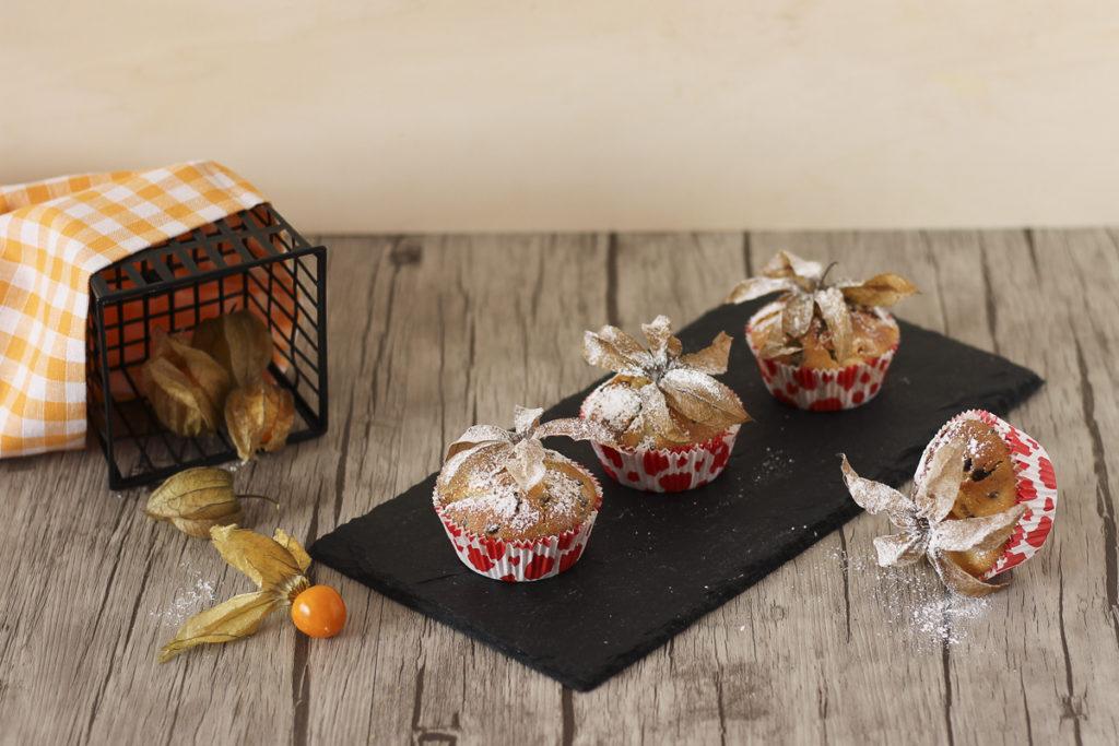 muffin alchechengi