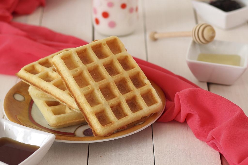 waffle gluten free