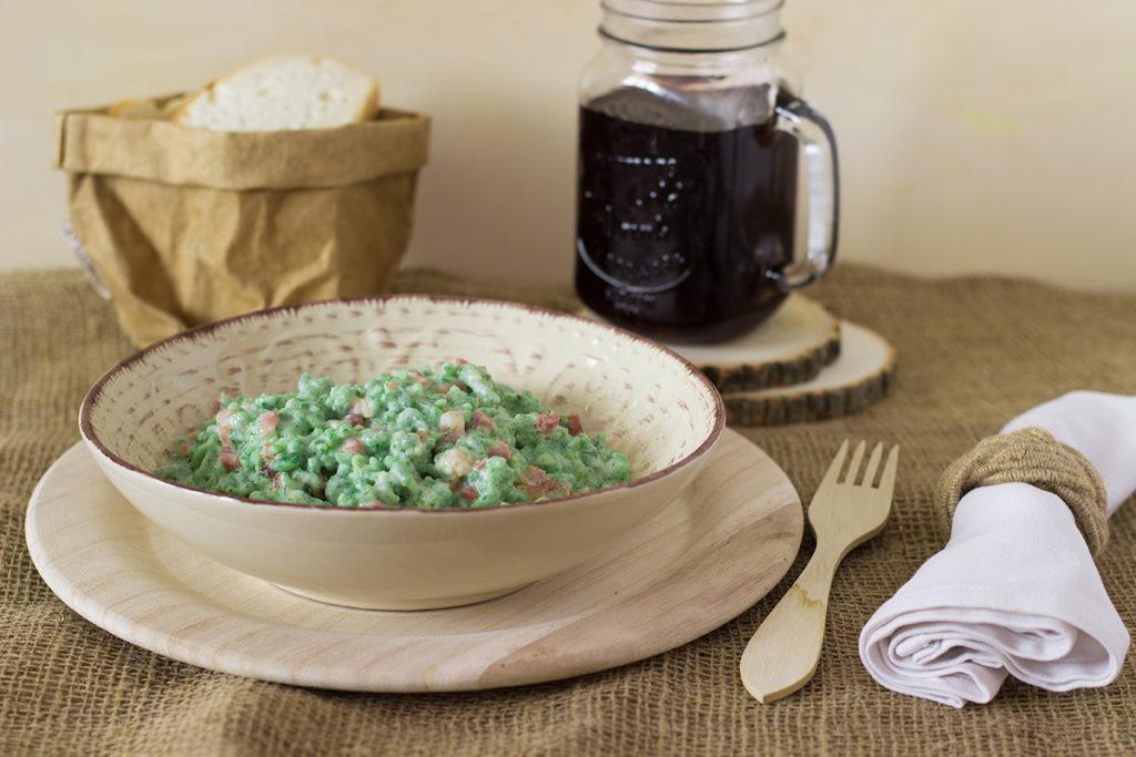 ricetta spatzle senza glutine