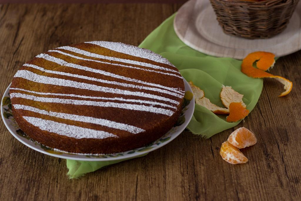 torta mandarino senza glutine