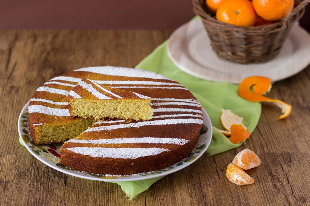 torta gluten free mandarino