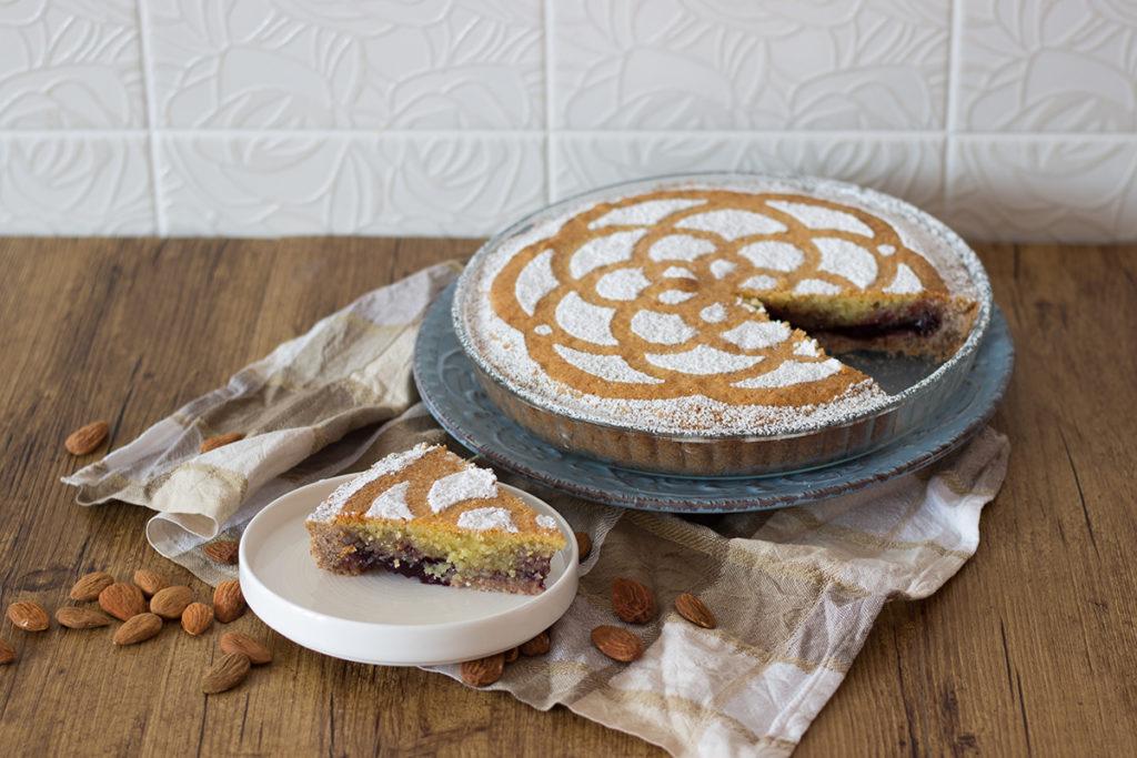 bakewell tart gluten free