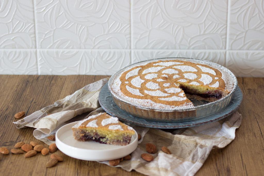 bakewell tart senza glutine