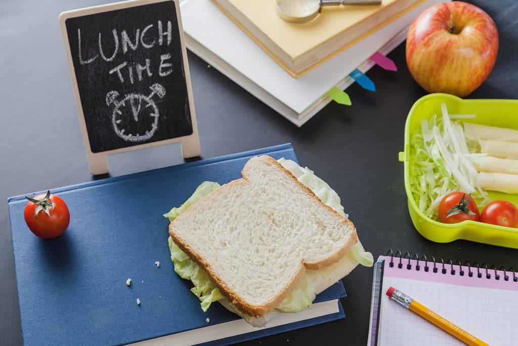 vivere senza glutine al lavoro