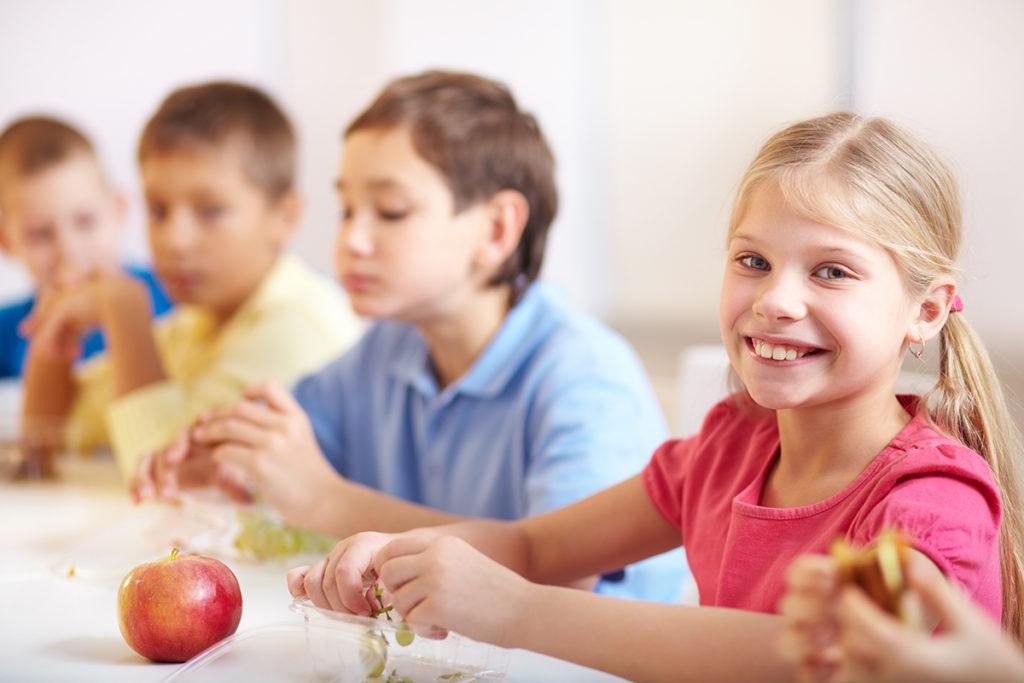 vivere senza glutine a scuola